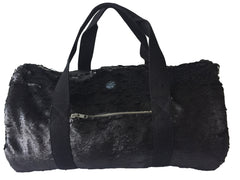 80 Black Sequins Bag