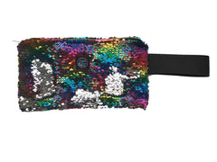 Multicolor Clutch Bag