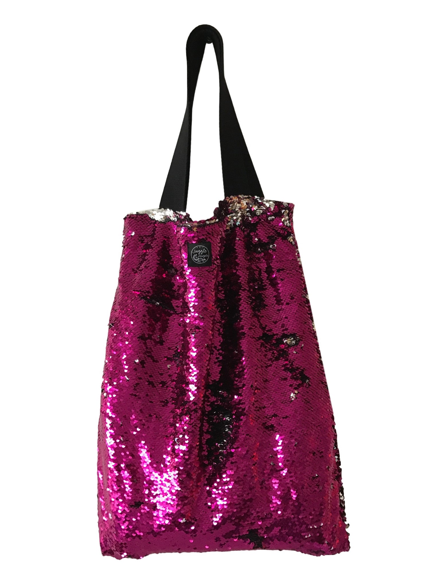 Fuchsia Square Bag