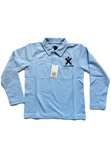 Boy polo long sleeves