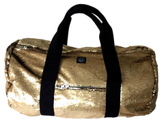 80 Gold Sequins Bag