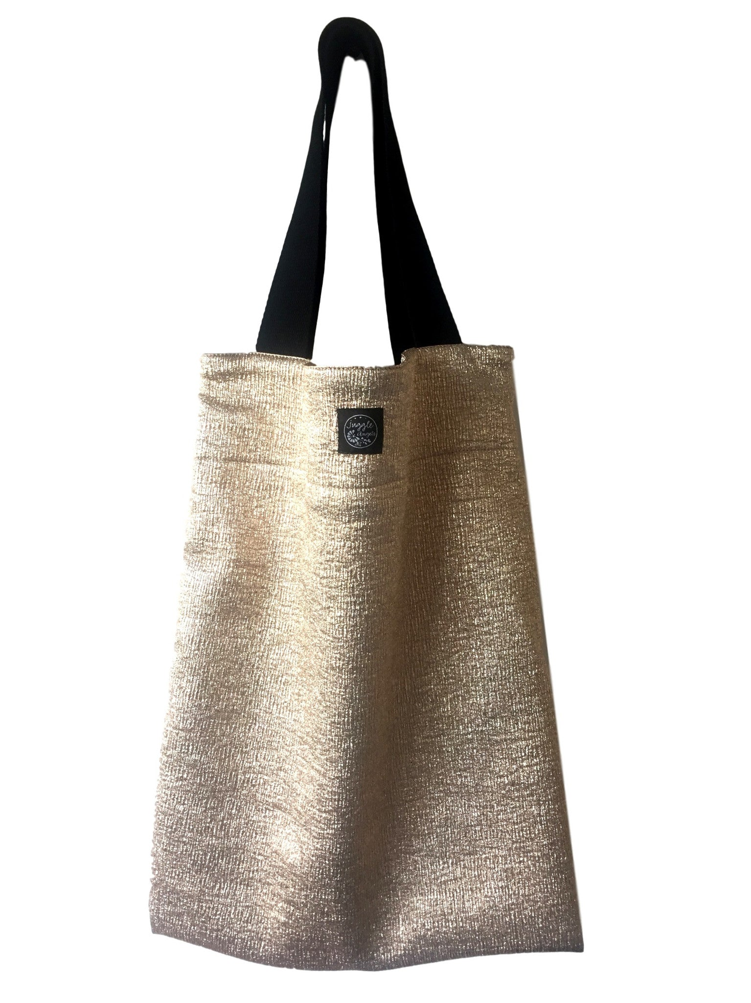 Goldy Square Bag