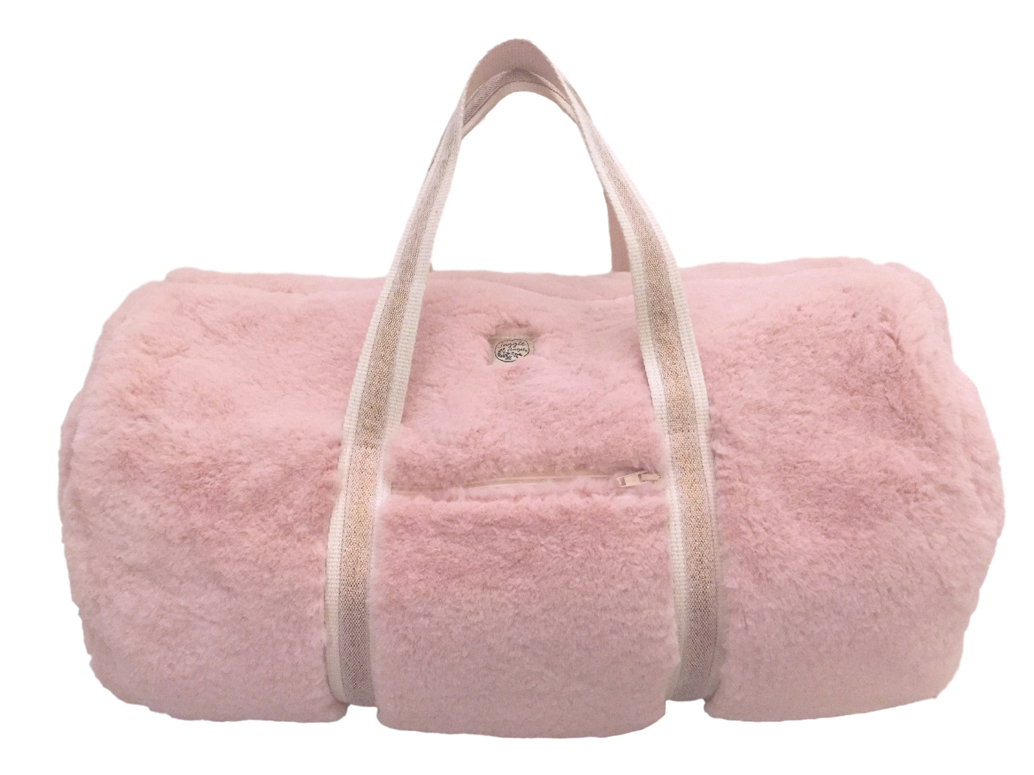 80 Pink Rabbit Bag