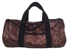 80 Brown Sequins Bag