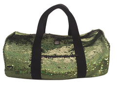 80 Green Sequins Bag