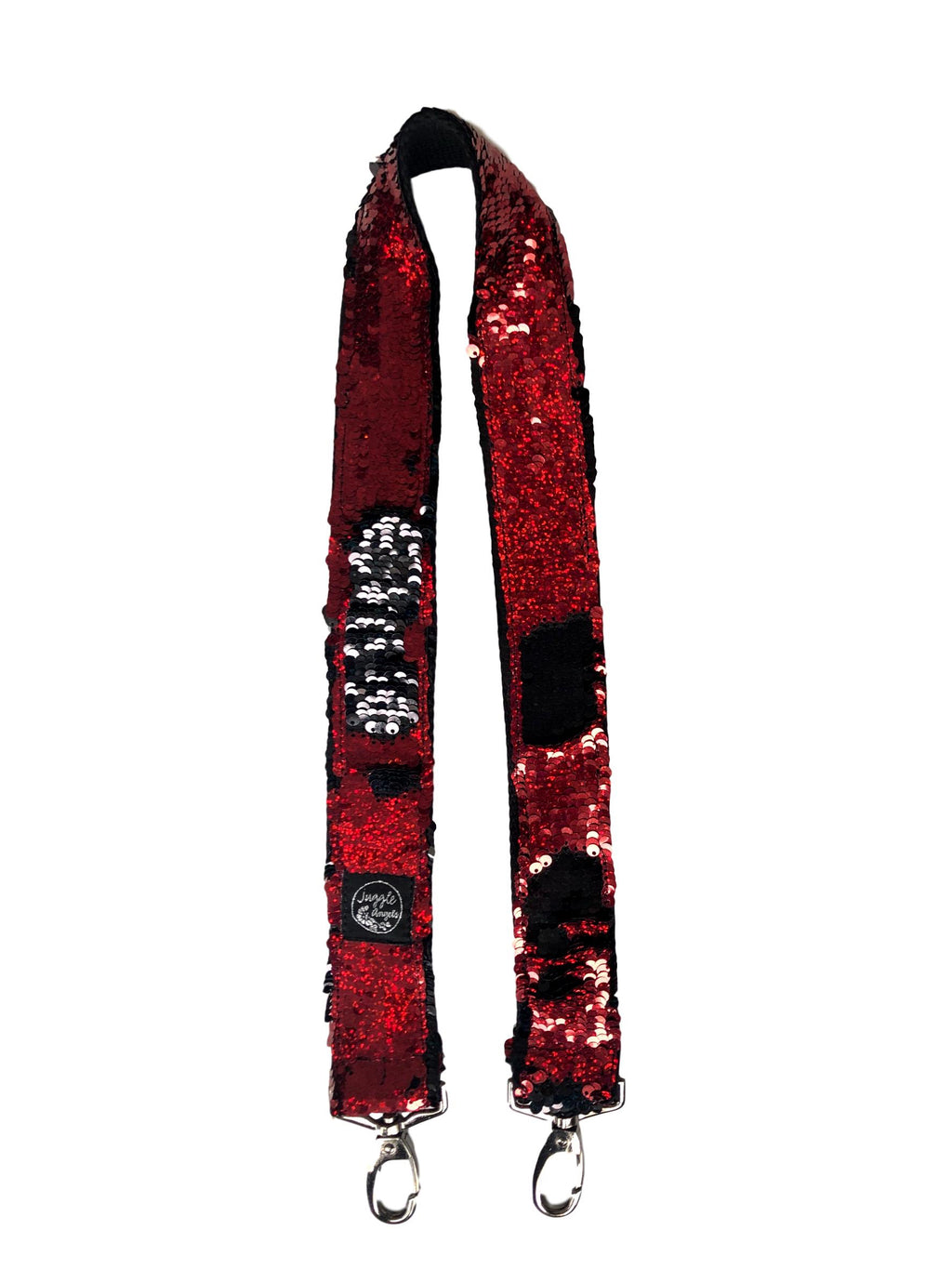 Red Black handbag Strap