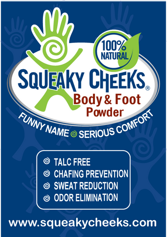 Foot and Body Powder