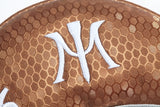 Miura Golf 2017 Limited Edition Magnetic Iron Headcover Bronze Gold Magnet Honeycomb
