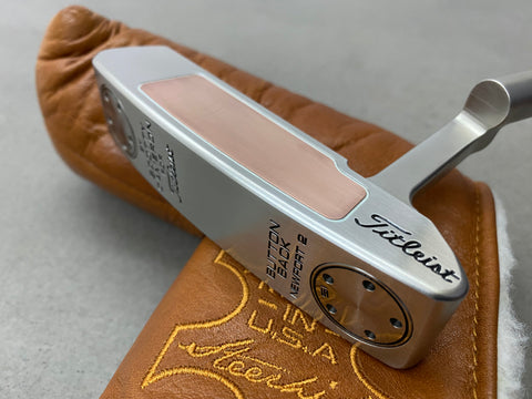 "Scotty Cameron Putter Button Back Newport 2 34"" - torque golf"