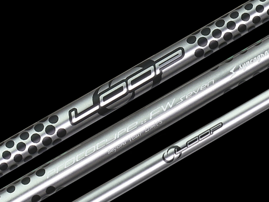 LOOP Shaft Fairway FWSeven - torque golf