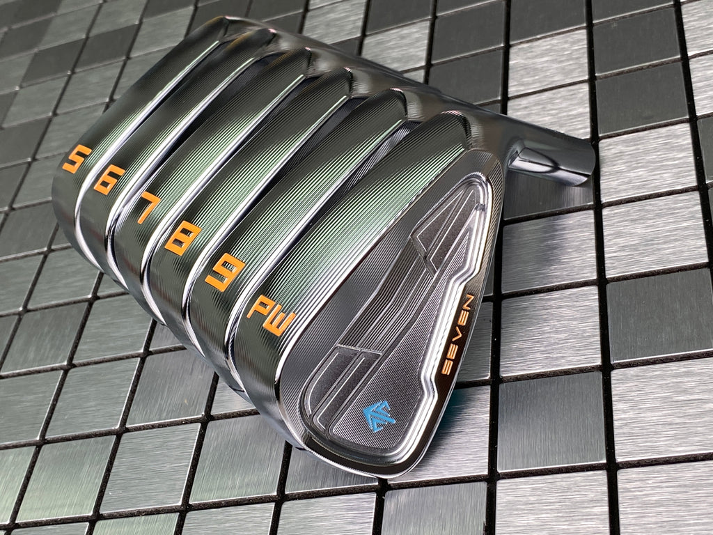 SEVEN Golf CB Irons