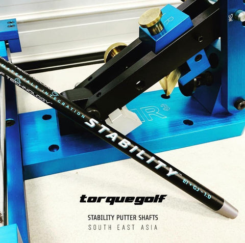 Stability Golf Putter Shaft
