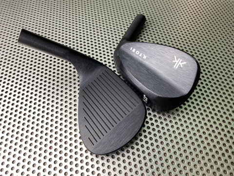 Kyoei Golf Tour Wedge in Black