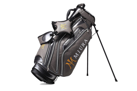 Miura Golf 2015 Grey Honeycomb Bag