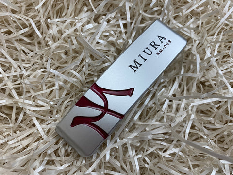 Miura Golf Putter KM-009 Special Red