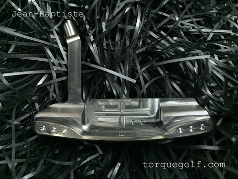 Jean-Baptiste Forged Putter JB501 Black - torque golf