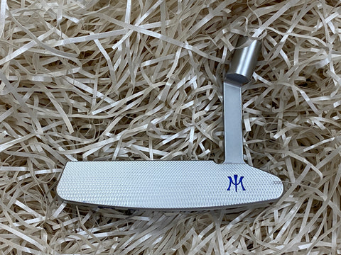 Miura Golf Putter KM-009 Special Royal Purple - torque golf