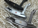 Miura Golf KM-006LH Lefty Putter - torque golf