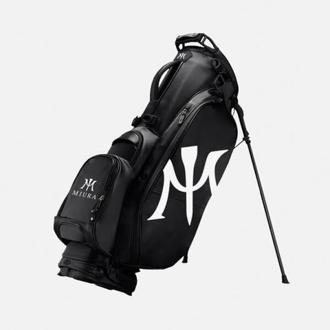 Miura Golf Stand Bag Version 2 in Black