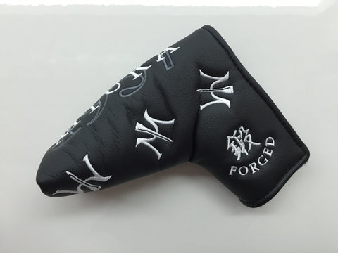 Miura KM-008 KM-350 Magnet Forged Putter Headcover - torque golf