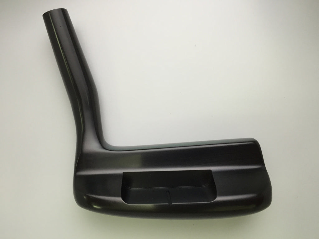 Miura KM-350 Putter Black Boron 1 of 50 - torque golf