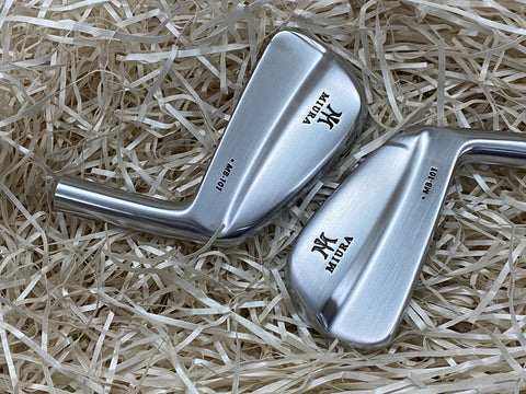 Miura Golf Irons MB-101 #1 or #2 Iron - torque golf