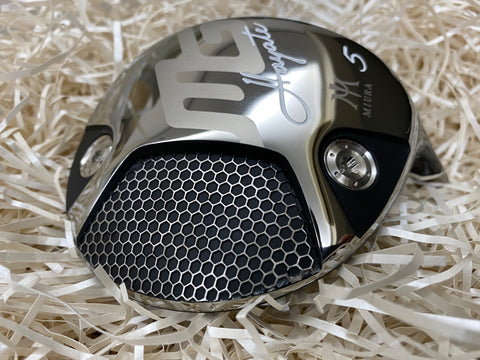 Miura Golf Hayate Fairway Wood Titanium - torque golf
