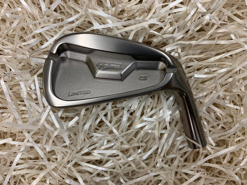 Fujimoto Golf Iron FT-1 CB Limited Gun Metal 4 to P Set