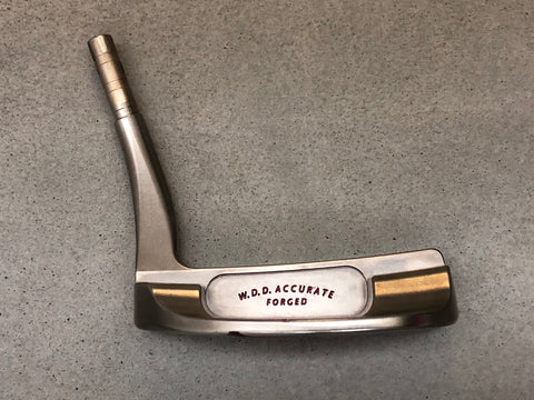 Miura Giken Putter MGP-M3 Limited Red - torque golf