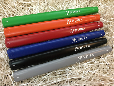 Miura Golf Putter Grip Mid Size - torque golf