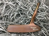 Yamada Golf Kamakura Burnt Copper Handmade Putter Head Only - torque golf