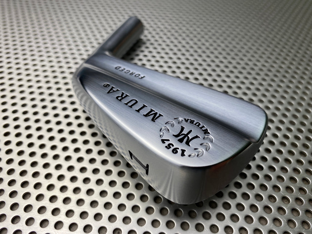 Miura Golf Irons #1 Iron Series 1957 Baby Blade