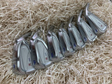 Miura Golf CB-301 Irons with Custom Paint Fill and Shafted - torque golf