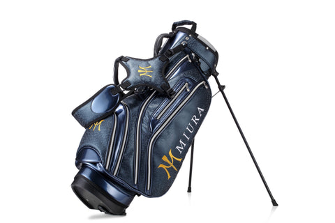 Miura Golf 2015 Royal Blue Honeycomb Bag