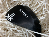 Kyoei Golf KK Wedge in Kurozome Black - torque golf