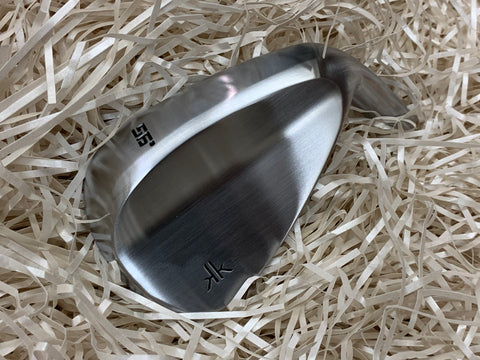 Kyoei Golf Prototype Wedge in Brushed Satin