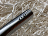 Kyoei Golf Prototype CB Irons in Brushed Satin - torque golf