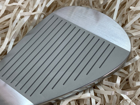 Kyoei Golf Prototype Wedge in Brushed Satin - torque golf