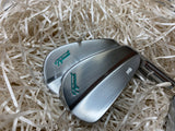 Fujimoto Irons FT-1 MB Tiffany Blue 4 to P - torque golf