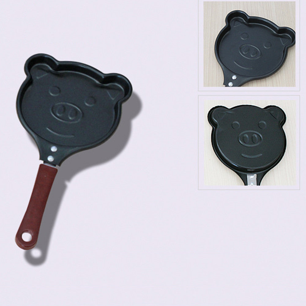 Mini Pig Shaped Frying Pan