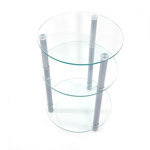 3-tier Round End Table