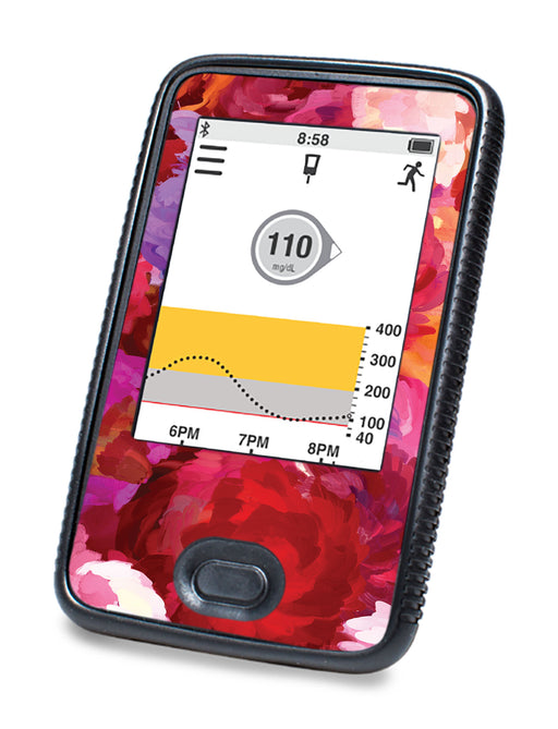 Tikis for Dexcom G6© Touchscreen Receiver