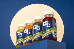 Adicional / zumos y limonadas cold pressed ESOES