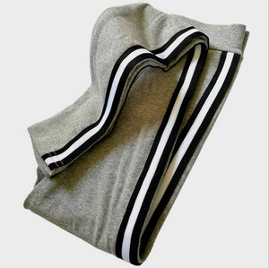 Striped Athletic Leggings