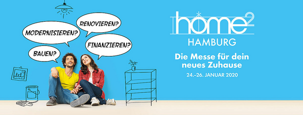 Logo home2 Messe Hamburg