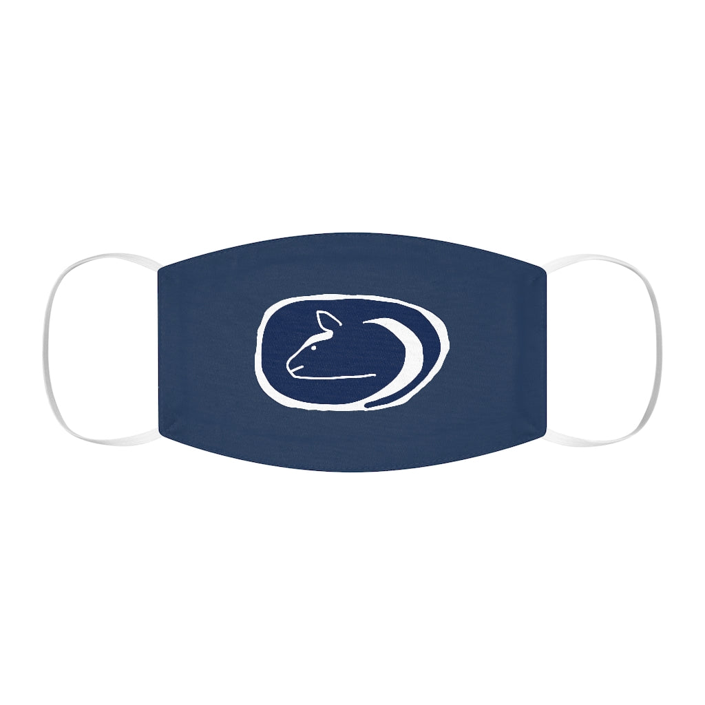 Pen Stat V2 Face Mask - Navy