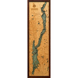 Lake George Wood Chart
