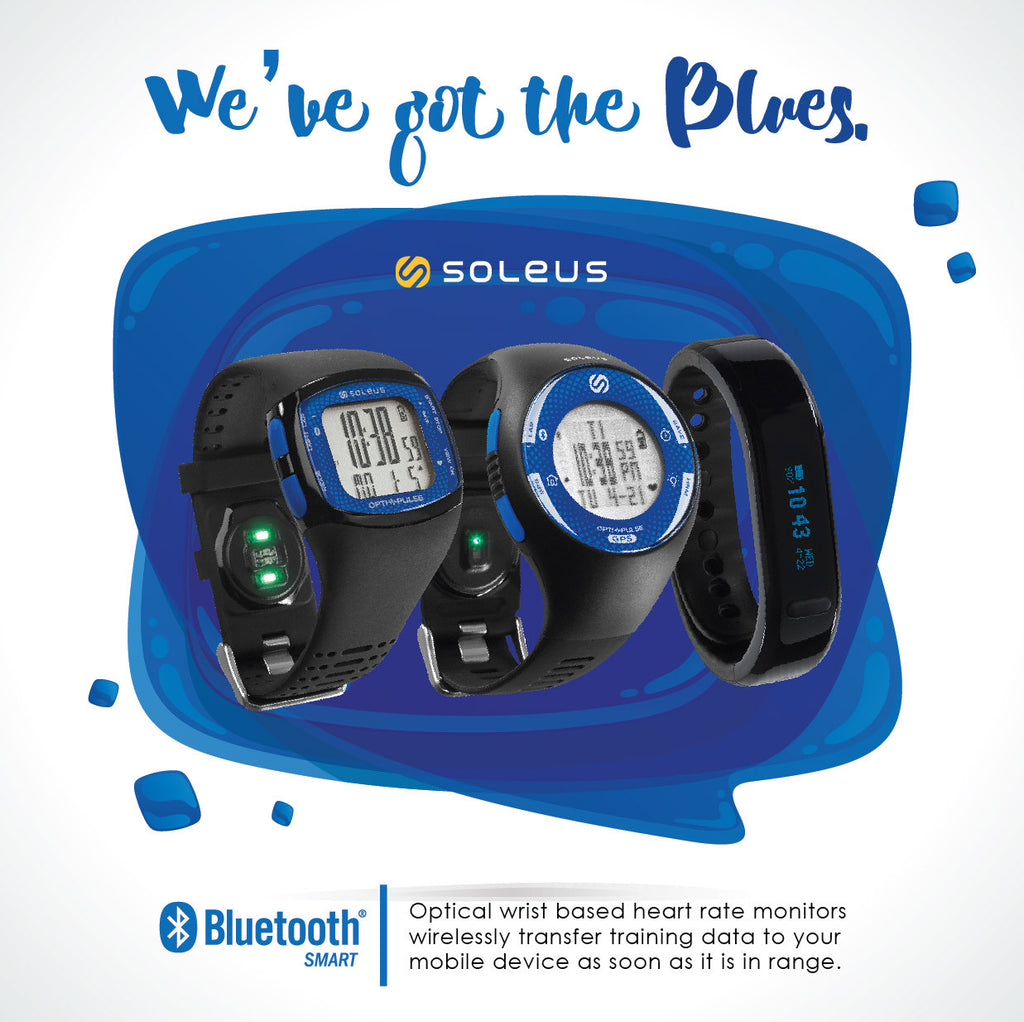 Soleus Launches Three BLE Compatible Devices