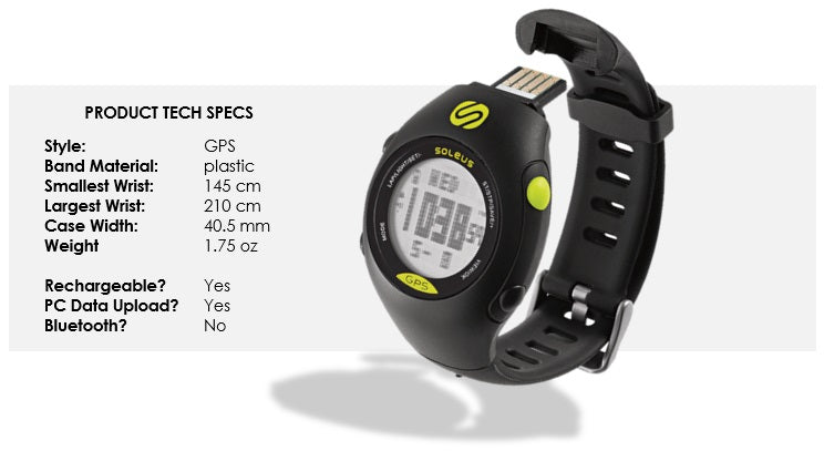 soleu gps mini size guide