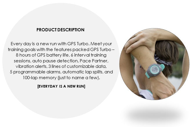 soleus gps turbo product description